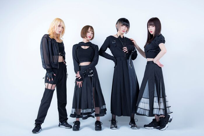 """Broken By The Scream、主催イベント""""Smashing Time LIVE #01""""開催!MAKE MY DAY、GIVEN BY THE FLAMES、GOAT(O.A)出演決定!"""