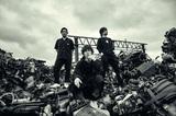 EGG BRAIN、9/29リリースの2ndミニ・アルバム『6 KICKS IN YOUR ASS』より新曲「Night Race」MVが本日9/17 21時よりプレミア公開!