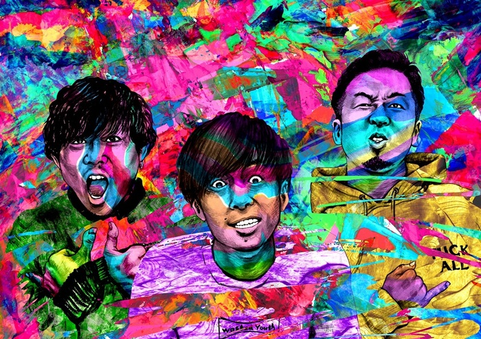 """SHANK、東名阪含む全6公演の""""THE HEAVY CLASH TOUR 2021""""開催!"""