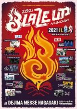 "SHANK、主催フェス""BLAZE UP NAGASAKI 2021""に10-FEET出演決定!"