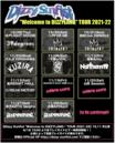 Dizzy Sunfist、ニュー・アルバム・ツアー10月、11月公演ゲスト・バンドにG-FREAK FACTORY、GOOD4NOTHING、KUZIRAら7組発表!タワレコでのインストア・イベントも決定!