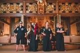 GYZE、デジタル・シングル「GOD SAMURAI NINJA」&「NINJA DANCE」MV公開!