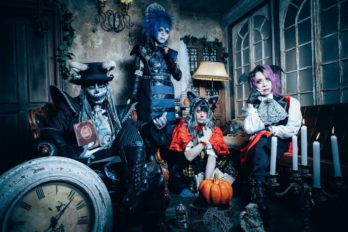 Leetspeak monsters、10/20に6thマキシ・シングル『Trick or Treat』リリース決定!最新ヴィジュアルも公開!