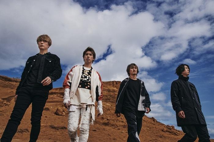 ONE OK ROCK、昨年実施した自身初のオンライン・ライヴをDVD&Blu-rayで11/17リリース決定!