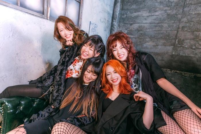 NEMOPHILA、デジタル・シングル「REVIVE」本日10/13より配信開始!22時よりMVプレミア公開も決定!