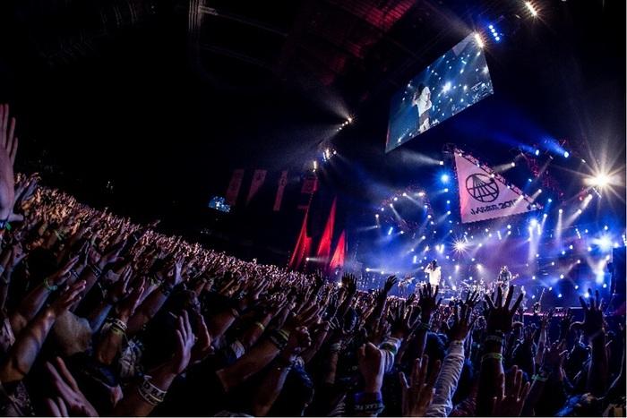 """G-FREAK FACTORY、主宰ロック・フェス""""山人音楽祭2021~LOCAL×RHYTHM~""""12/4-5開催決定!"""