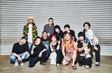 ELLEGARDEN × 10-FEET × マキシマム ザ ホルモン、3マン・ツアーを12月に全国6都市7公演で開催!