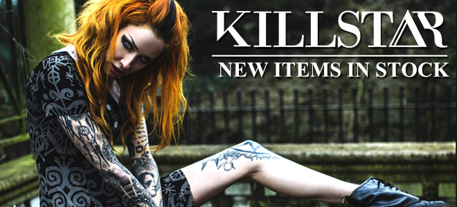KILL STAR CLOTHING(キルスター・クロージング)からファーを施したフード・ジャケットをはじめバッグ、ソックスなど新作一斉入荷!