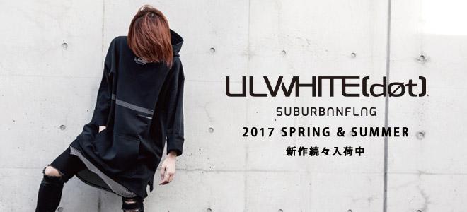 LILWHITE(dot)から七部丈パーカーやバンダナを斜めに施した個性的なTシャツ、PARADOXからは新作BIG Tシャツが登場!
