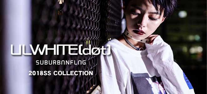 LILWHITE(dot) (リルホワイトドット)最新作、期間限定予約開始!さらに完売していたTシャツやショルダー・バッグが登場!