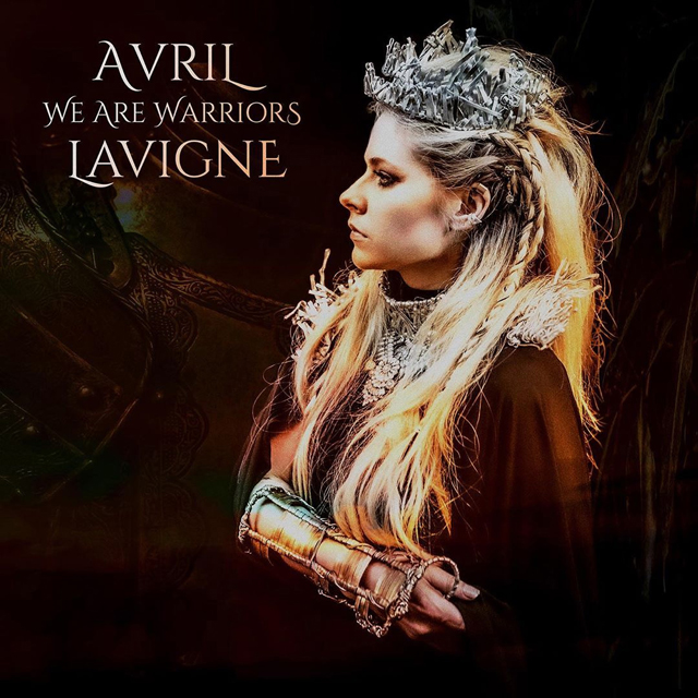 Avril Lavigne、新型コロナウイルスと闘う人々を称える楽曲「We Are Warriors」4/24リリース!