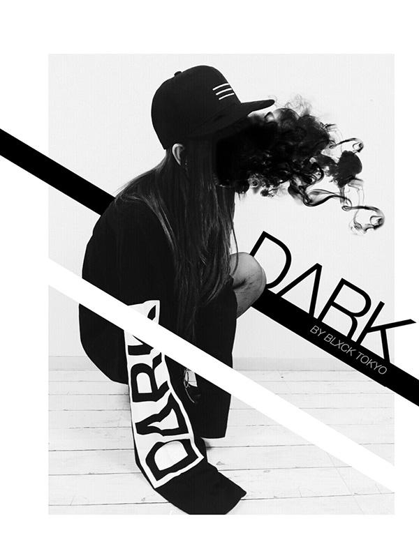 taama(ROACH)による新ブランドDΔRK by BLXCK Tokyoの1st Collectionが10/10(火)よりゲキクロ限定で先行予約決定!