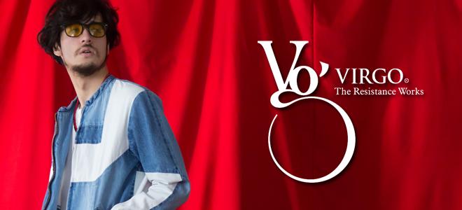 VIRGO(ヴァルゴ)からヴィンテージのような風合いがポイントのオーバー・オールやサルエル・パンツ、PARADOX(パラドクス)からはロング・シャツ、Tシャツが新入荷!