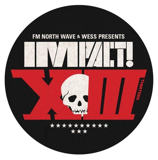 """札幌のサーキット・イベント""""IMPACT!XIII""""、第2弾出演アーティストにPOT、アシュラシンドローム、ReVision of Senceら決定!"""