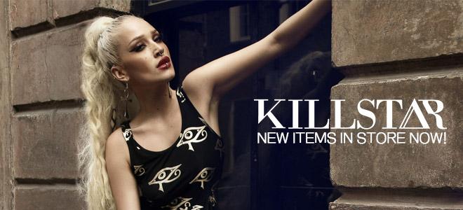 KILL STAR CLOTHINGを大特集!オカルトチックなデザインをTシャツやバックパックに総柄で使用したアイテムなど新作続々入荷中!