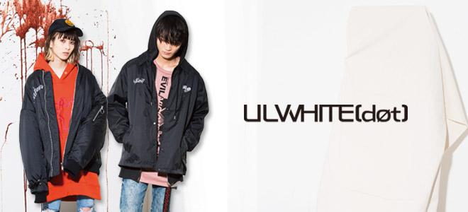 LILWHITE(dot) (リルホワイトドット)の最新BIG TEEなどが一斉入荷!
