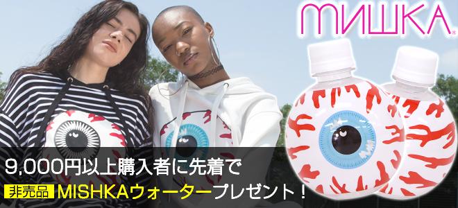 MISHKA(ミシカ)から存在感抜群のグラフィックが特徴のアノラックJKTをはじめレイヤード仕様のパーカーやTシャツなど新作一斉新入荷!