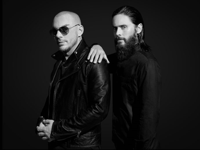 THIRTY SECONDS TO MARS ポスター+ステッカー