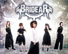 BRIDEAR ラバーバンド×2&サイン入りバッグ&サイン色紙
