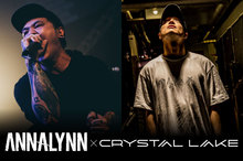 ANNALYNN × Crystal Lake コラボサイン色紙