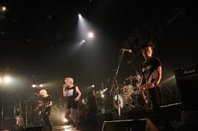 ゼリ→ YAFUMI本人リメイク&ステージ着用、ライヴ・メンバーのサイン入りカットオフTシャツ