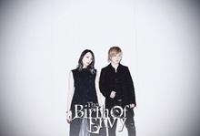 The Birth Of Envy ステッカー+サイン色紙