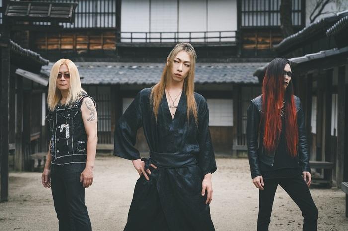"""GYZE """"『SAMURAI METAL』CD+マスク""""、""""Tシャツ""""(それぞれ1名様/計2名様)"""
