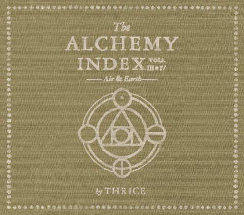 Alchemy Index, Vol. 3 & 4: Air and Earth