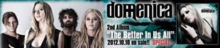 DOMENICA 『The Better In Us All』特集!!