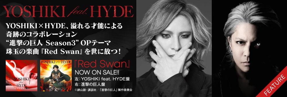 YOSHIKI feat. HYDE